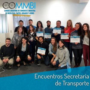 Encuentros Secretaria Transporte