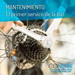 El primer service de la bici