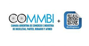 COMMBI y BiciRegistro firmaron un acuerdo para trabajar en conjunto por la seguridad de los ciclistas y sus bicicletas