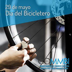 29 de mayo: Día del bicicletero