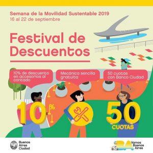 Semana de la movilidad sustentable 2019