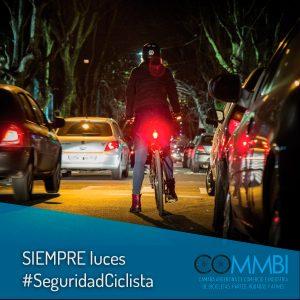 #Seguridad Ciclista  – Siempre Luces
