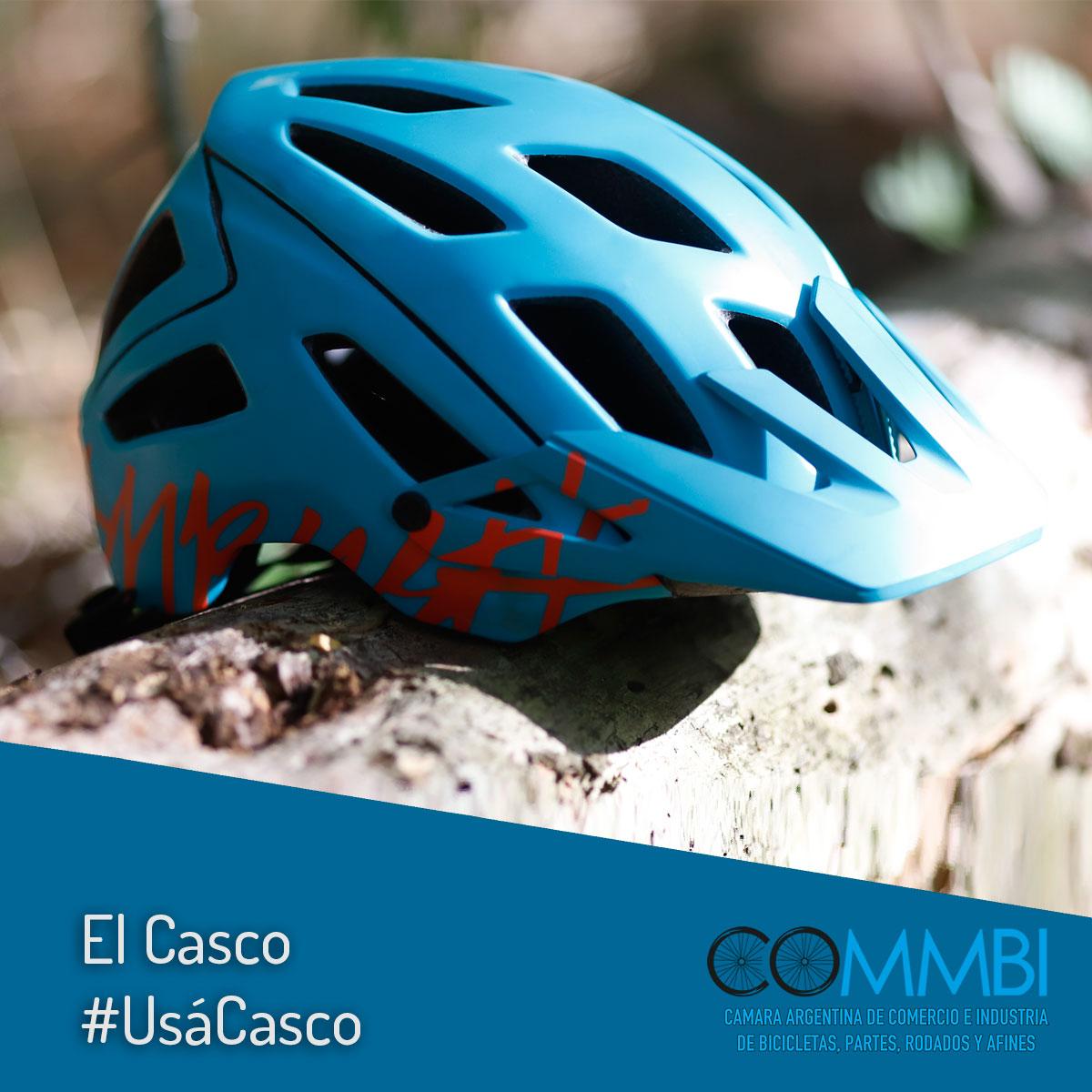 #Seguridad Ciclista: El casco