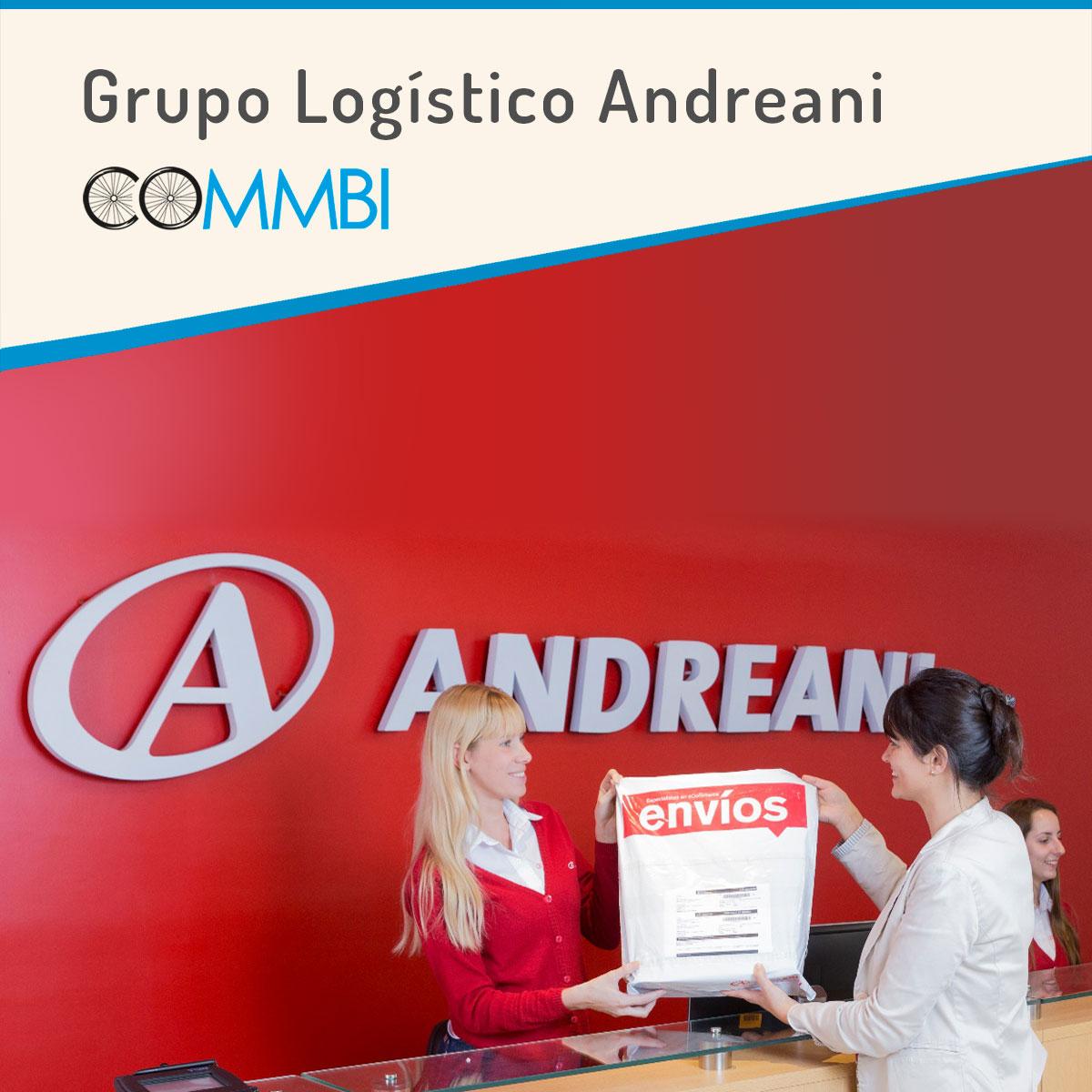 Asociados: Grupo Logístico Andreani