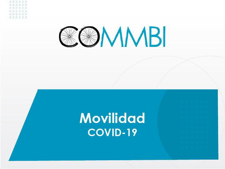 Plan de movilidad COVID-19