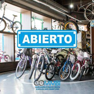 En Capital Federal podrán abrir las Bicicleterías