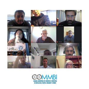 Reunión Comisión Directiva – 18 de mayo.