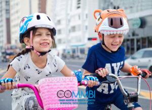 El casco desde niños