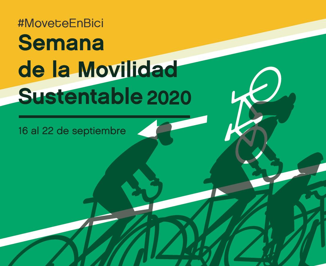 Semana de la movilidad sustentable 2020