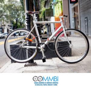 Cómo atar la bici correctamente