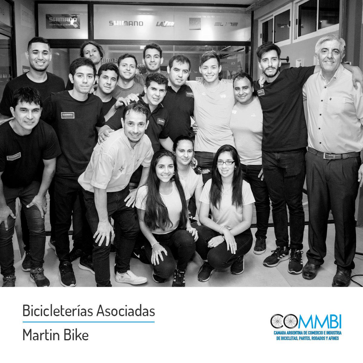 Bicicletería – Martin Bike
