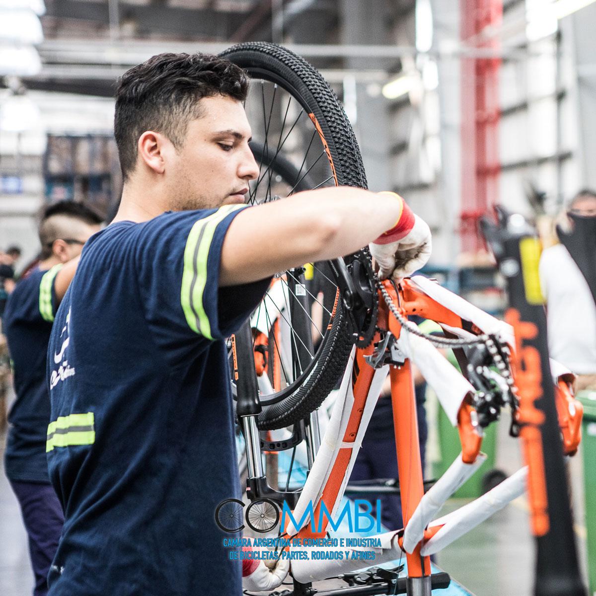 Comunicación sobre la situación actual del gremio de la bicicleta