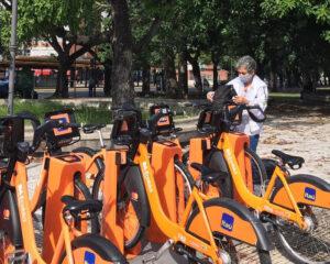 Vuelta a clases: los viajes en bici crecieron