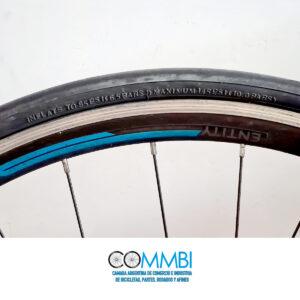 ¿Con cuánto aire hay que inflar las ruedas de nuestra bici?