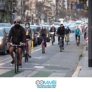 Durante el 2020 el uso de la bicicleta creció fuertemente