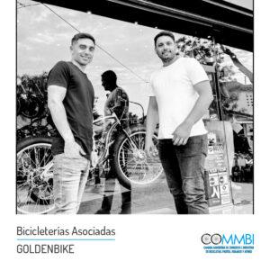 #ASOCIADOS – Bicicletería – Goldenbike