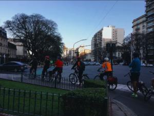 La Avenida del Libertador tendrá ciclovía en la calle desde Retiro a la Avenida General Paz